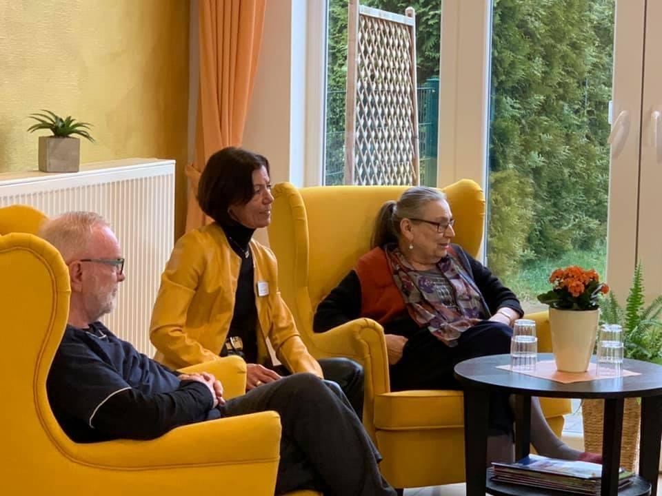 Kurzzeitpflege - Pflegehotel für neue Lebensenergie