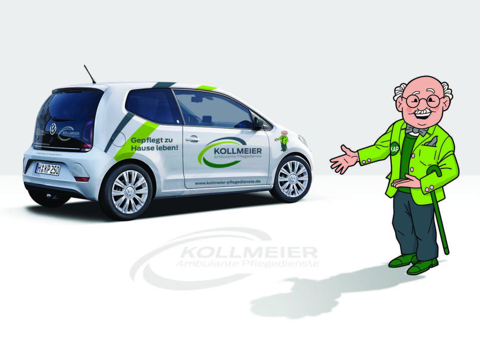 Jetzt auch ambulant - Kollmeier Ambulante Pflegedienste GmbH